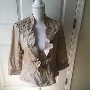 Sophisticated women's jacket.